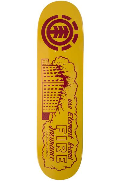 "Element Family Business Fire 8"" Deck (yellow)"