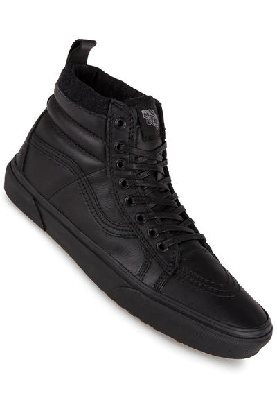 Vans Sk8-Hi MTE Leather Shoe (black)