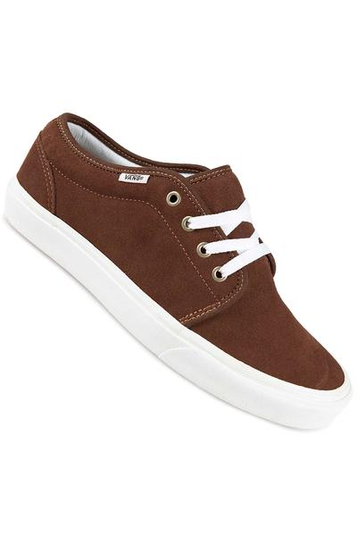 Vans 106 Vulcanized Schuh (dark earth blanc)