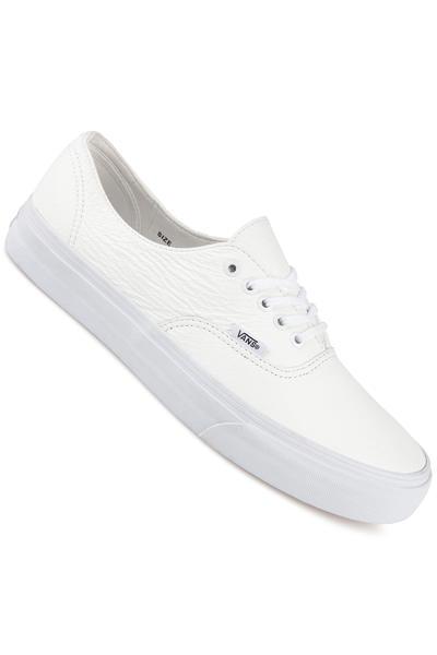 Vans Authentic Decon Leather Schuh (true white)