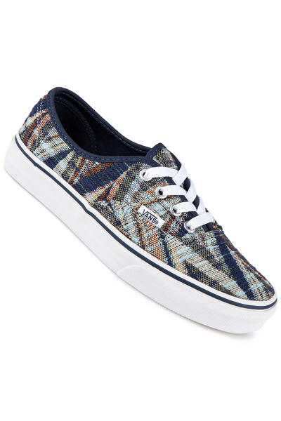 Vans Authentic Schuh women (chevron dress blues true white)