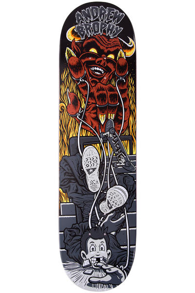 "Cliché Brophy Master Of Puppets 8.5"" Deck"