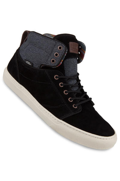 Vans Alomar Schuh (wellworn black antique)