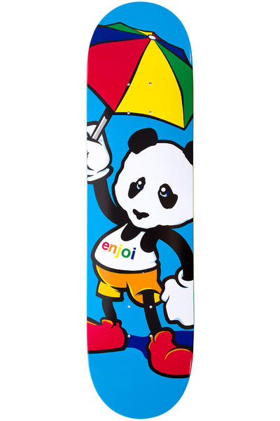 "Enjoi Cartoon Panda 8"" Deck"