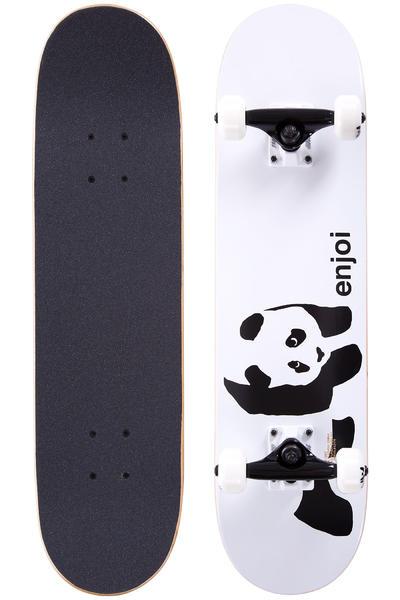 """Enjoi Whitey Panda Mid 7.375"""" Komplettboard (white)"""