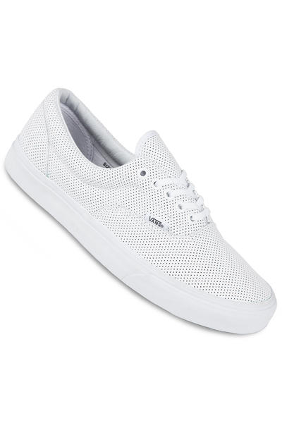Vans Era Leather Shoe (true white)