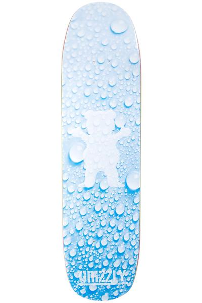 "Grizzly Splash 8.375"" Deck (blue)"