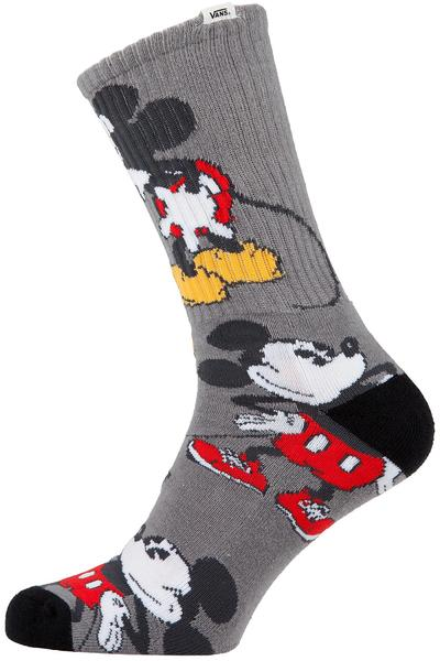 Vans Mickey Mouse Socks US 6-9 (grey)