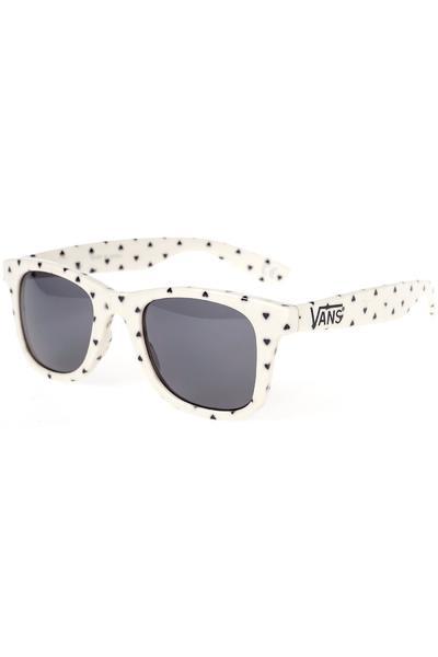 Vans Janelle Hipster Sonnenbrille (classic white)