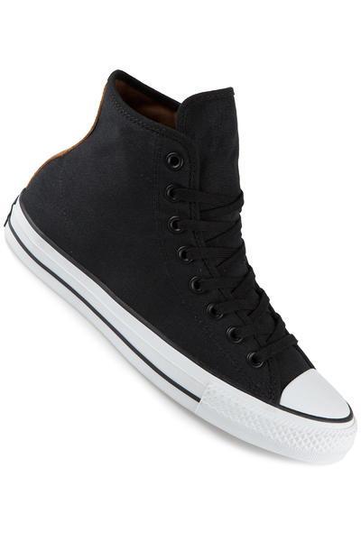 Converse CTAS Pro Textile Shoe (black rubber white)