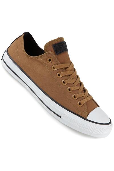 Converse CTAS Pro Textile Shoe (rubber black white)