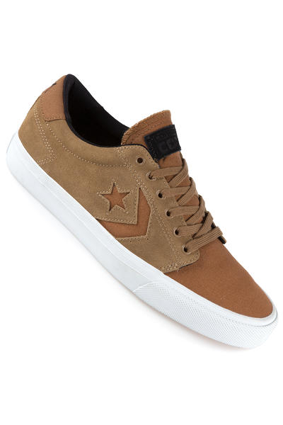 Converse CONS KA3 Leather Schuh (sand dune rubber black)