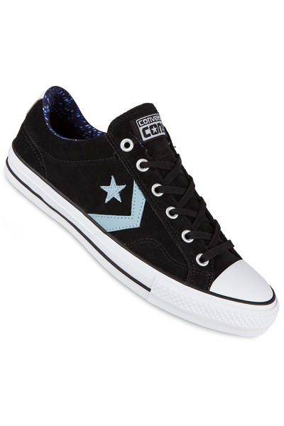 Converse CONS Star Player Pro Suede Schuh (black sky haze white)