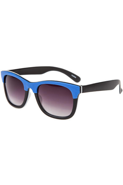 Independent Lost Boys Sunglasses (black blue white)