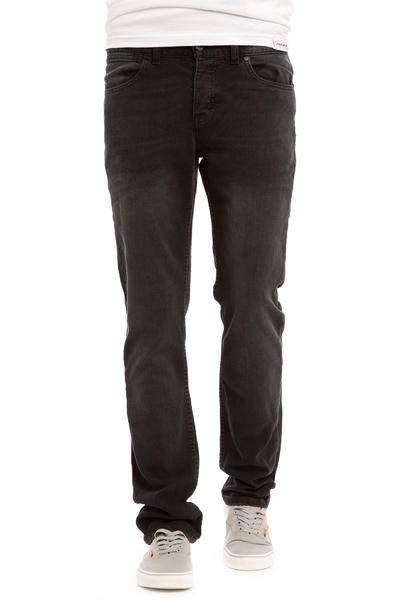 KR3W K Slim Jeans (5 year black)