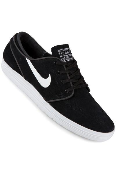 Nike SB Lunar Stefan Janoski Shoe (black white)