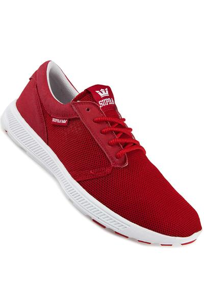 Supra Hammer Run Shoe (cardinal off white)
