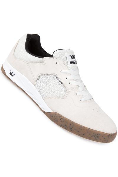 Supra Avex Suede Shoe (white gum)