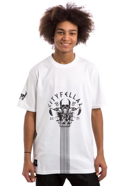Cityfellaz Piller T-Shirt (white)