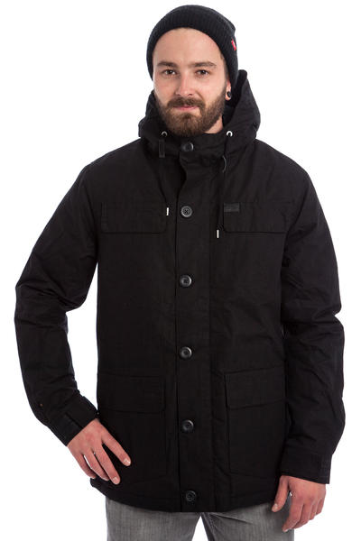 Globe Goodstock Parka II Jacket (black)