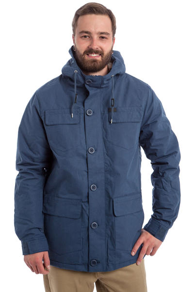Globe Goodstock Parka II Jacket (oil blue)