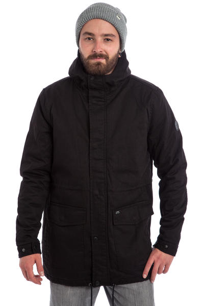 Globe Goodstock Fish Tale II Jacket (black)