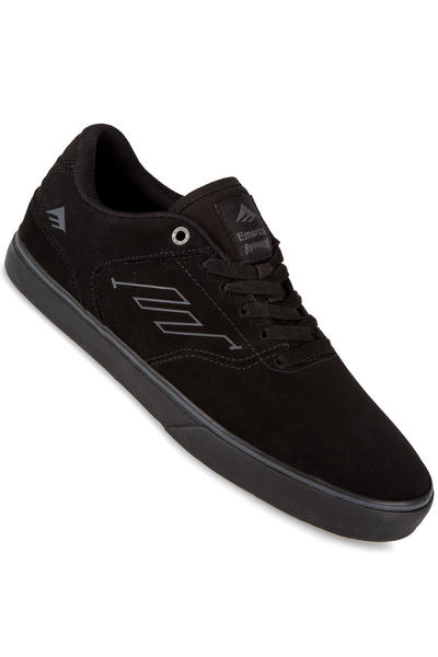 Emerica The Reynolds Low Vulc Schuh (black black black)
