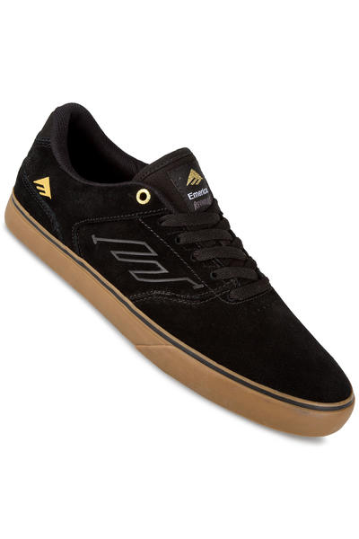 Emerica The Reynolds Low Vulc Schuh (black gum)