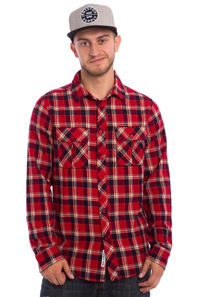Emerica Hard Luck Flannelshirt (red)