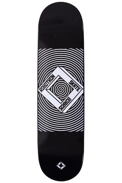 """Robotron Square 8"""" Deck (black)"""