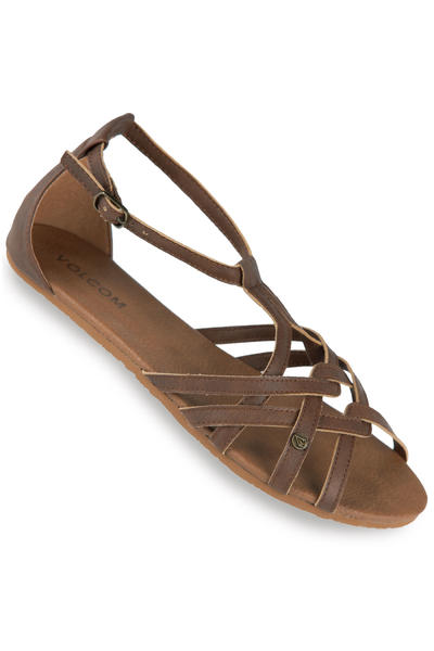 Volcom Vacation Slaps women (brown)