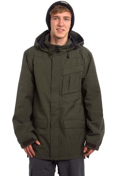 Volcom Mails Insulated Snowboard Jacke (vintage black)