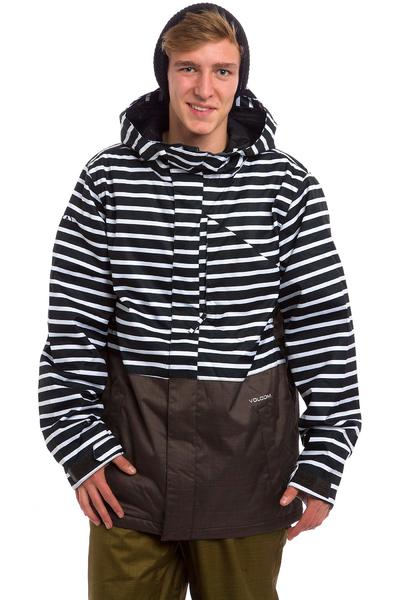 Volcom Retrospec Insulated Snowboard Jacke (black white)