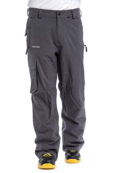 Volcom Ventral Snowboard Hose (charcoal)