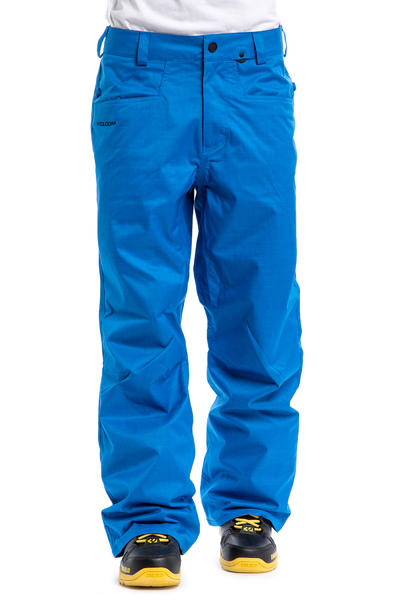 Volcom Carbon Snowboard Pant (cyan)