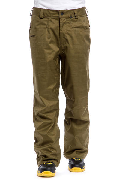 Volcom Carbon Snowboard Pant (olive)