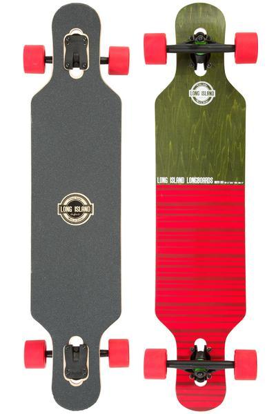 """Long Island Duo 38.9"""" (98,8cm) Komplett-Longboard"""