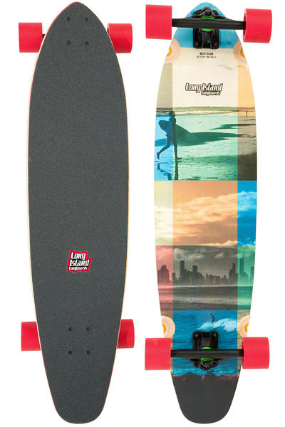 "Long Island Session 37.8"" (96,01cm) Complete-Longboard"