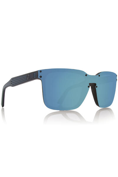 Dragon Mansfield Sunglasses (matte black sky blue ion)