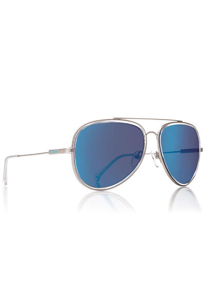 Dragon Status Sunglasses (matte silver blue ion)