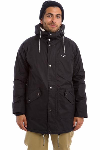Cleptomanicx Spotter Jacket (pirate black)