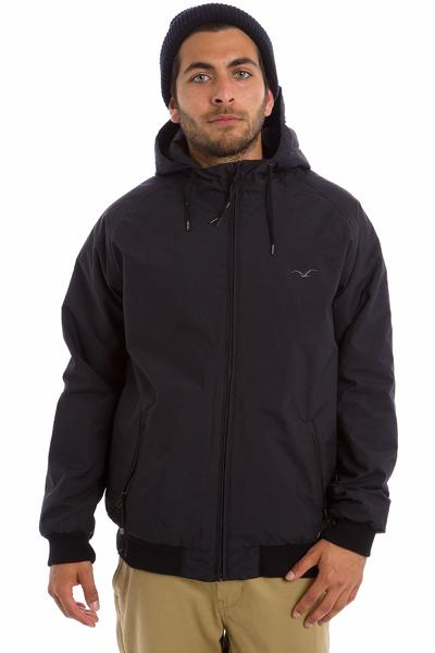 Cleptomanicx Simplist Jacket (black)