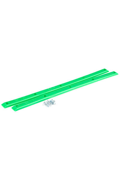 Pig Rails Acc. (green) 2er Pack