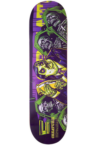 "Creature Bingaman Creaturemania 8.375"" Deck (purple)"