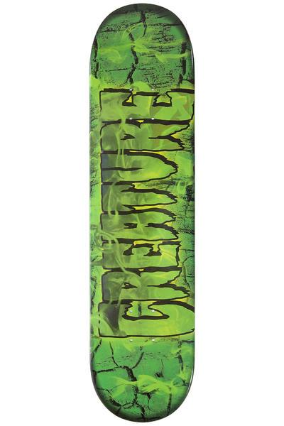 """Creature Team Inferno 7.75"""" Deck (green)"""