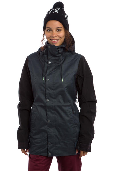 Volcom Stave Snowboard Jacke women (charcoal)
