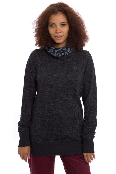 Volcom Tower Snow Hoodie women (black)