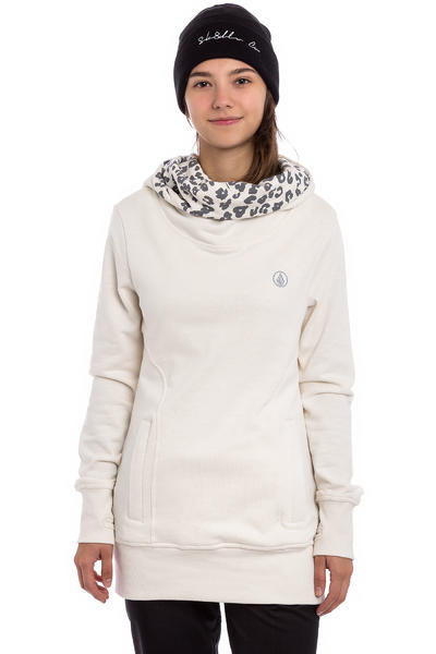 Volcom Tower Snow Hoodie women (white)