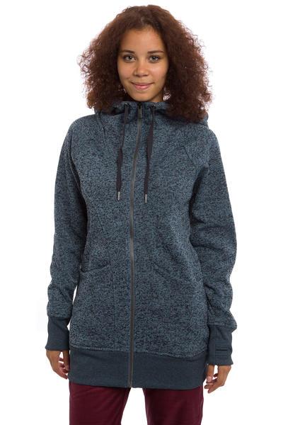 Volcom Bay Snow Zip-Hoodie women (grey)
