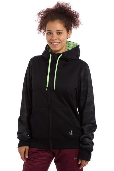 Volcom Lovage Snow Zip-Hoodie women (black)